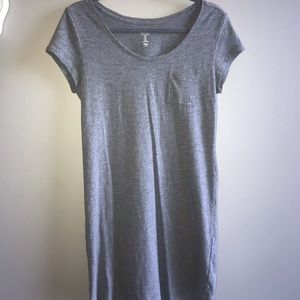 Gap women's t shirt dress
